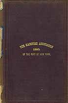 Thumbnail image of The Maritime Association 1880 cover