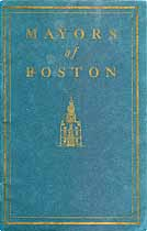 Thumbnail image of Mayors of Boston 1914 cover