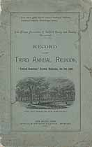 Thumbnail image of Yale Alumni Association of Fairfield County 1888 Reunion cover