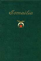 Thumbnail image of Ismailia Temple 1921 Year Book and Roster cover