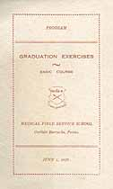 Thumbnail image of Medical Field Service School Graduation cover