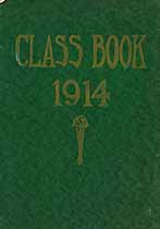 Thumbnail image of Pittsfield High 1914 Class Book cover
