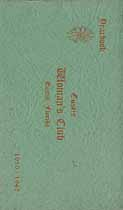 Thumbnail image of Eustis Woman's Club 1939-1940 Yearbook cover