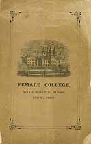 Thumbnail image of Ladies' Collegiate Institute 1859 Annual cover