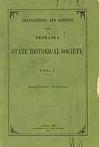 Thumbnail image of Nebraska State Historical Society 1885 Members cover