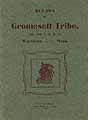 Thumbnail image of Gromesett Tribe, No. 156, I.O.R.M. 1907 By-Laws cover
