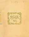 Thumbnail image of Newtown High School 1901 Commencement cover