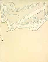 Thumbnail image of Phillipsburg High 1897 Commencement cover