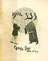 Thumbnail image of Sheffield Scientific School 1902 Class Day cover