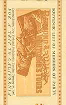 Thumbnail image of Raymond and Whitcomb's 1906 Tour to California cover
