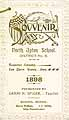 Thumbnail image of North Upton School 1898 Souvenir cover