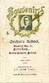Thumbnail image of Gruber's School 1902-1903 Student Souvenir cover