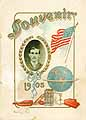 Thumbnail image of Wallis Run School 1905 Student Souvenir cover