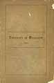 Thumbnail image of University of Mississipppi 1870-71 Catalogue cover