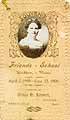 Thumbnail image of Friends School 1900 Class Souvenir cover