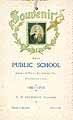 Thumbnail image of Reed Public School 1901-1902 Souvenir cover