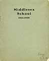 Thumbnail image of Middlesex School 1901-1902 cover