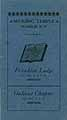 Thumbnail image of Ouleout Chapter, No. 357 O.E.S. cover