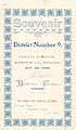 Thumbnail image of District Number 9 School Souvenir cover