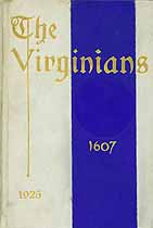 Thumbnail image of The Virginians 1925 Members cover