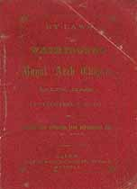 Thumbnail image of Washington Royal Arch Chapter 1860 Members cover