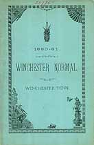 Thumbnail image of Winchester Normal 1880-81 Catalogue cover