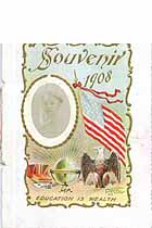 Thumbnail image of Green Ridge School 1908 Souvenir cover