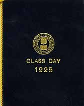 Thumbnail image of William Penn Charter School 1925 Class Day cover