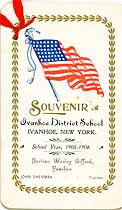 Thumbnail image of Ivanhoe District School 1905-06 Souvenir cover