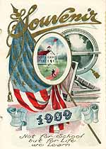 Thumbnail image of Biglin School 1909 Souvenir cover