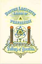 Thumbnail image of Boston Lafayette Lodge of Perfection 1916 Notice cover