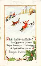 Thumbnail image of Sparrowbush School 1926 Christmas Souvenir cover