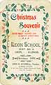 Thumbnail image of Leon School Christmas 1900 Souvenir cover