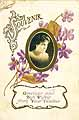 Thumbnail image of Woodville School 1917 Souvenir cover