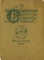 Thumbnail image of Long Island College Hospital 1889 Announcement cover