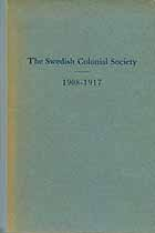 Thumbnail image of Swedish Colonial Society 1917 Members cover