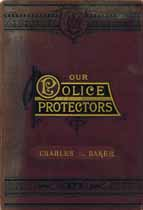Thumbnail image of New York Police 1885 Roster cover