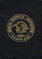 Thumbnail image of Maine Woolen Overseers' Assoc. 1902 Members cover