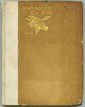 Thumbnail image of Ohio Society of New York 1912 Members cover