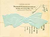 Thumbnail image of Licking County Normal Commencement cover