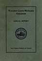 Thumbnail image of Worcester Co. Mechanics Assoc. 1914 Annual Report cover