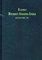 Thumbnail image of Asbury Methodist Episcopal Church Member Lists cover