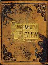 Thumbnail image of Broome County 1894 Biographical Review cover