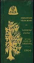 Thumbnail image of Louisiana Womens Clubs 1904 Year Book cover