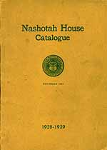 Thumbnail image of Nashotah House 1928-1929 Catalogue cover