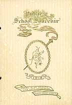 Thumbnail image of Pease School 1914 Souvenir cover
