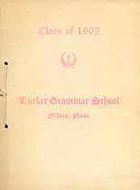 Thumbnail image of Tucker Grammer School 1902 Graduation cover