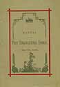 Thumbnail image of Dalton First Congregational Church 1881 Manual cover