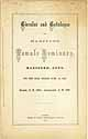 Thumbnail image of Hartford Female Seminary 1867 Catalogue cover