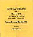 Thumbnail image of Egg Harbor High School 1931 Class Day cover
